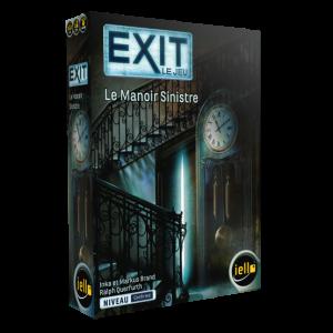EXIT – Le Manoir Sinistre