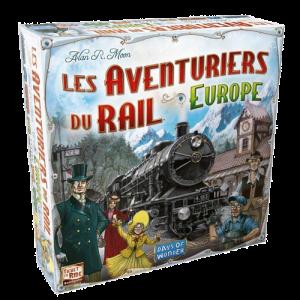 Aventuriers du Rail – Europe
