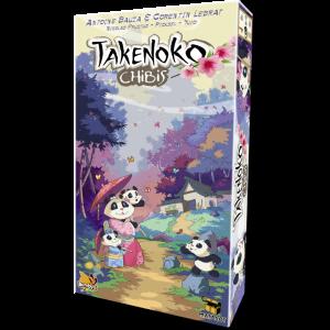 Takenoko – Extension Chibis