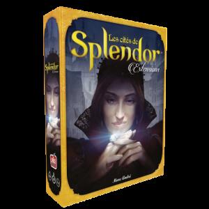 Les Cités de Splendor (extension)