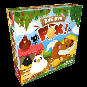 Bye Bye Mr Fox