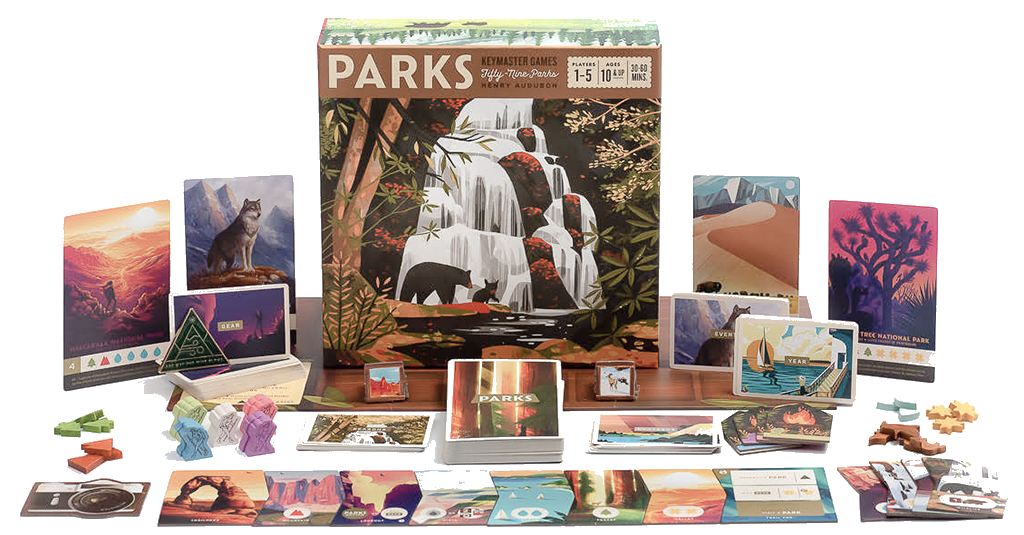 Parks contenu