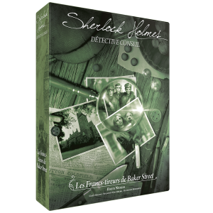 Sherlock Holmes – Francs-Tireurs de Baker Street