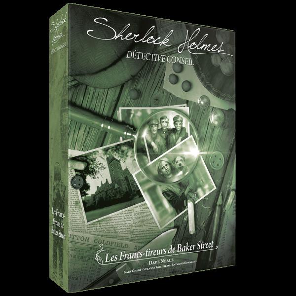 Sherlock Holmes - Détective Conseil : Les Francs-tireurs de Baker Street