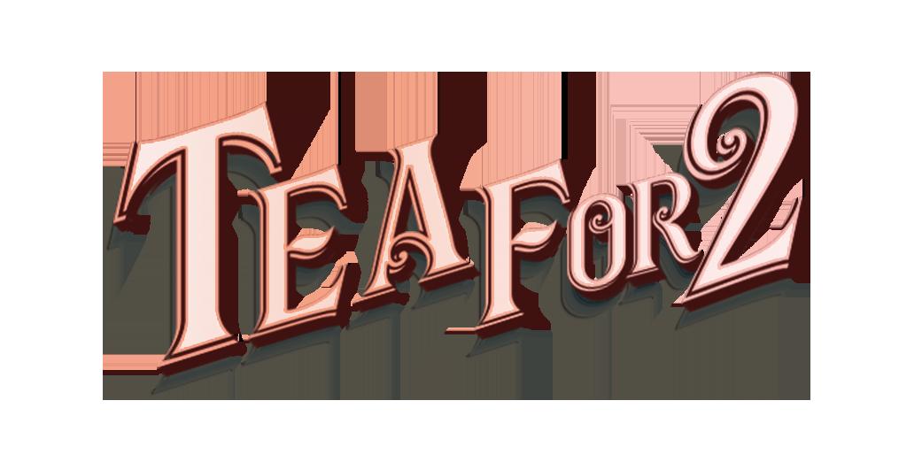 Tea For 2 Logo