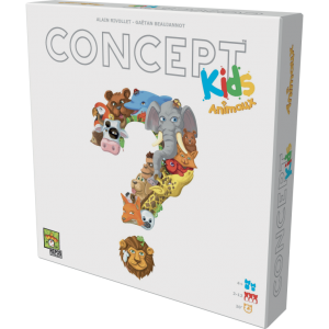 Concept – Kids Animaux