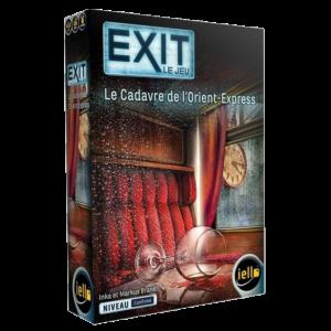 EXIT – Le Cadavre de l'Orient Express