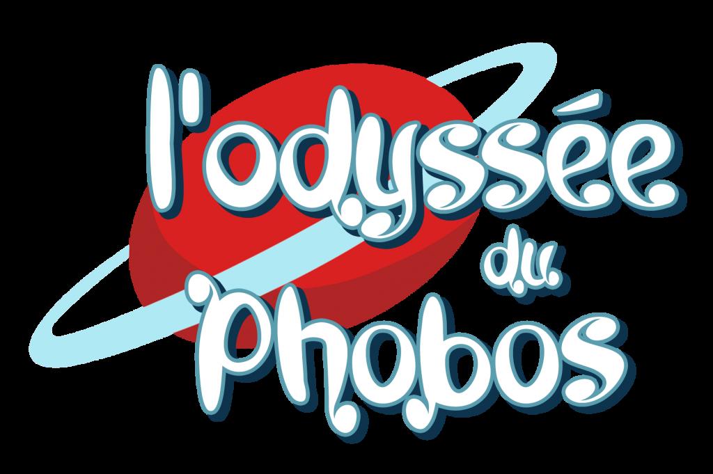 L'Odyssée du Phobos - Logo
