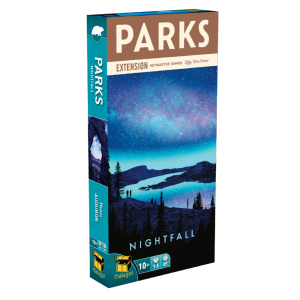 Parks – Ext. Nightfall