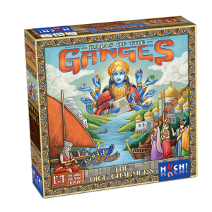 Rajas of the Ganges – Dice Charmers