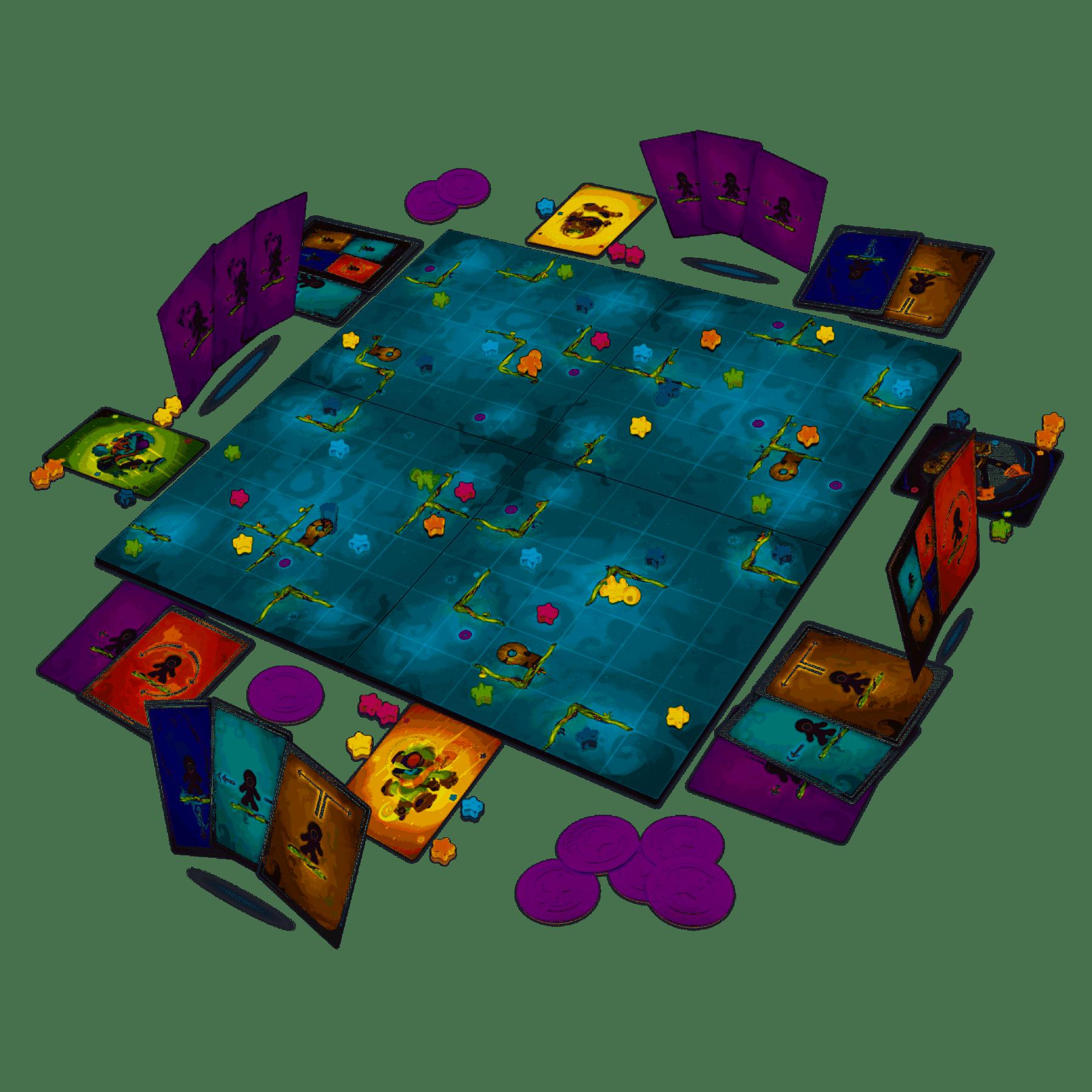 Gravity Superstar - Plateau