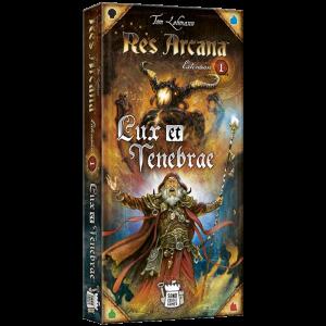 Res Arcana – Ext. Lux & Tenebrae